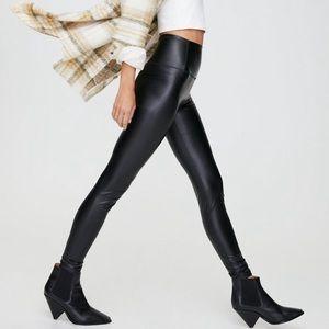 Wilfred Daria High-waisted Vegan Leather legging